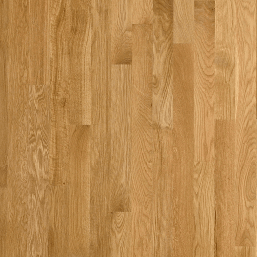 "Picture of 3"" x 3/4"" Natural White Oak Select & Better"