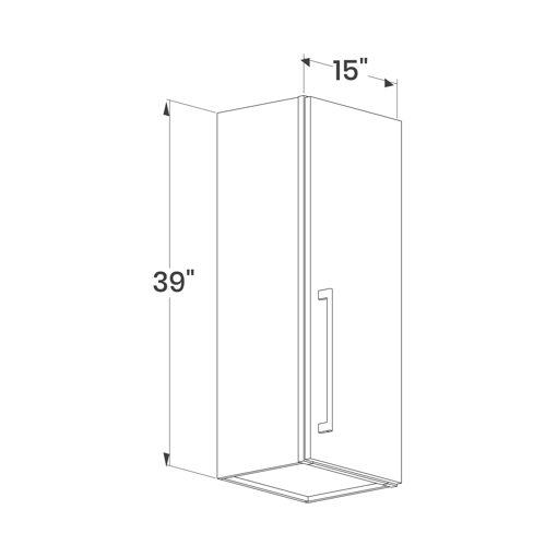 Picture of Maple Raise Panel - W1539