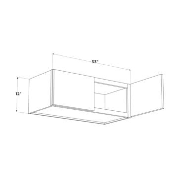 Picture of Maple Raised Panel - RW331224