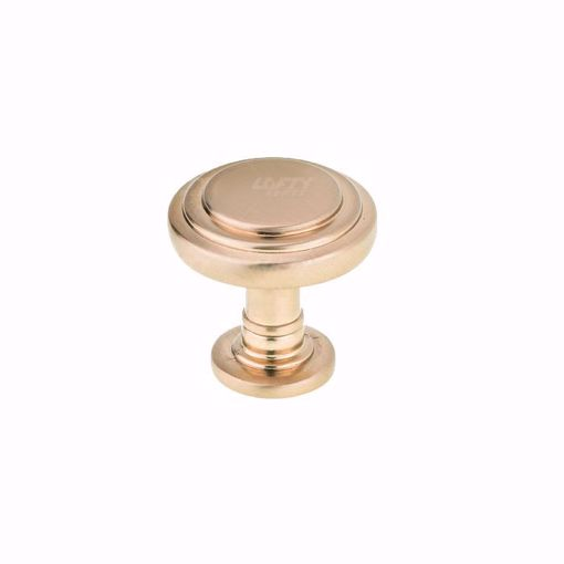 Picture of Traditional Metal Bronze Knob 8818