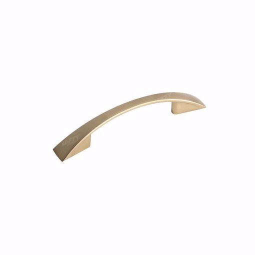 Picture of Modern Metal Champagne Bronze Pull - 821