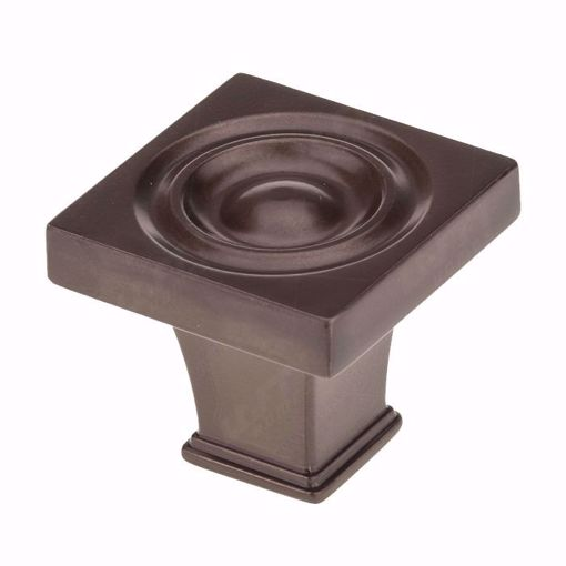 Picture of Transitional Metal Honey Bronze Knob - 8822