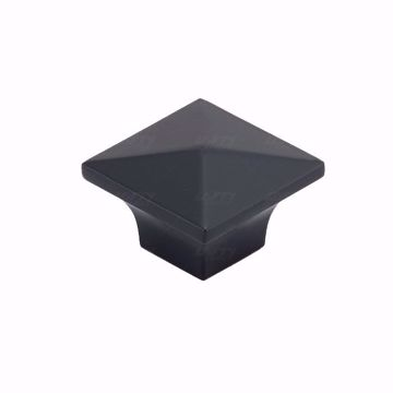 Picture of Modern Metal Matte Black Knob - 5308