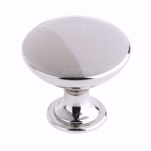 Picture of Modern Metal Chrome Knob - 9041