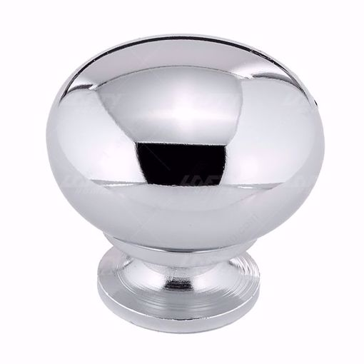 Picture of Modern Metal Chrome Knob - 5923