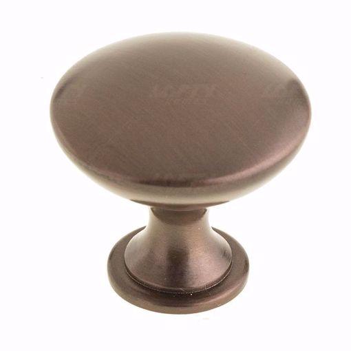 Picture of Modern Metal Honey Bronze Knob - 9041