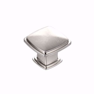 Picture of Transitional Metal Brushed Nickel Knob - 810