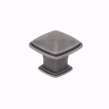 Picture of Transitional Metal Pewter Knob - 810