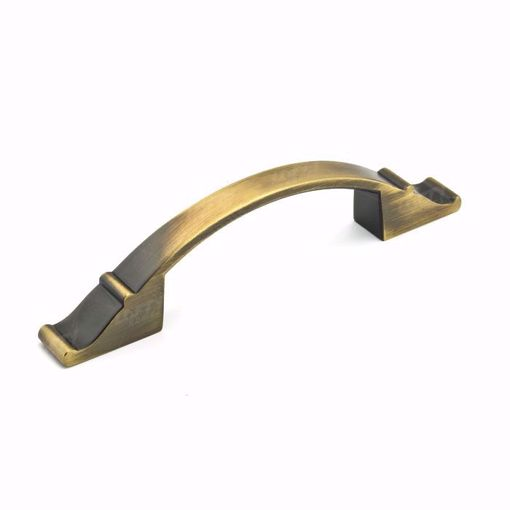Picture of Traditional Metal Chocolate Bronze Pull - 2606