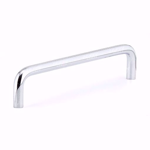 Picture of Modern Metal Chrome Pull - 2288