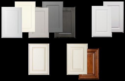 Picture of Sample Door Kit Set - Framed