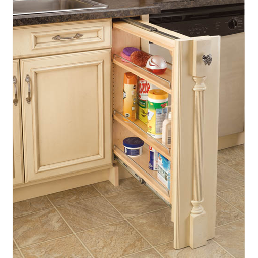 Picture of Rev-A-Shelf  Base Filler Pull-out